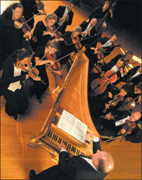 Philharmonia Baroque: historically-informed Classical Orchestra