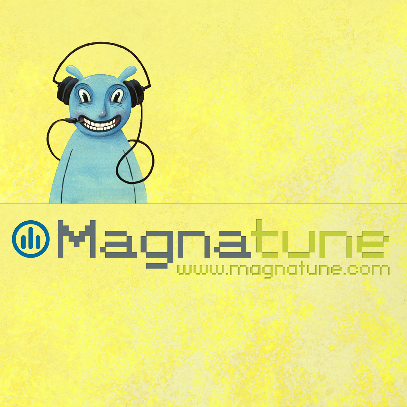 Magnatune Hard Electronic podcast