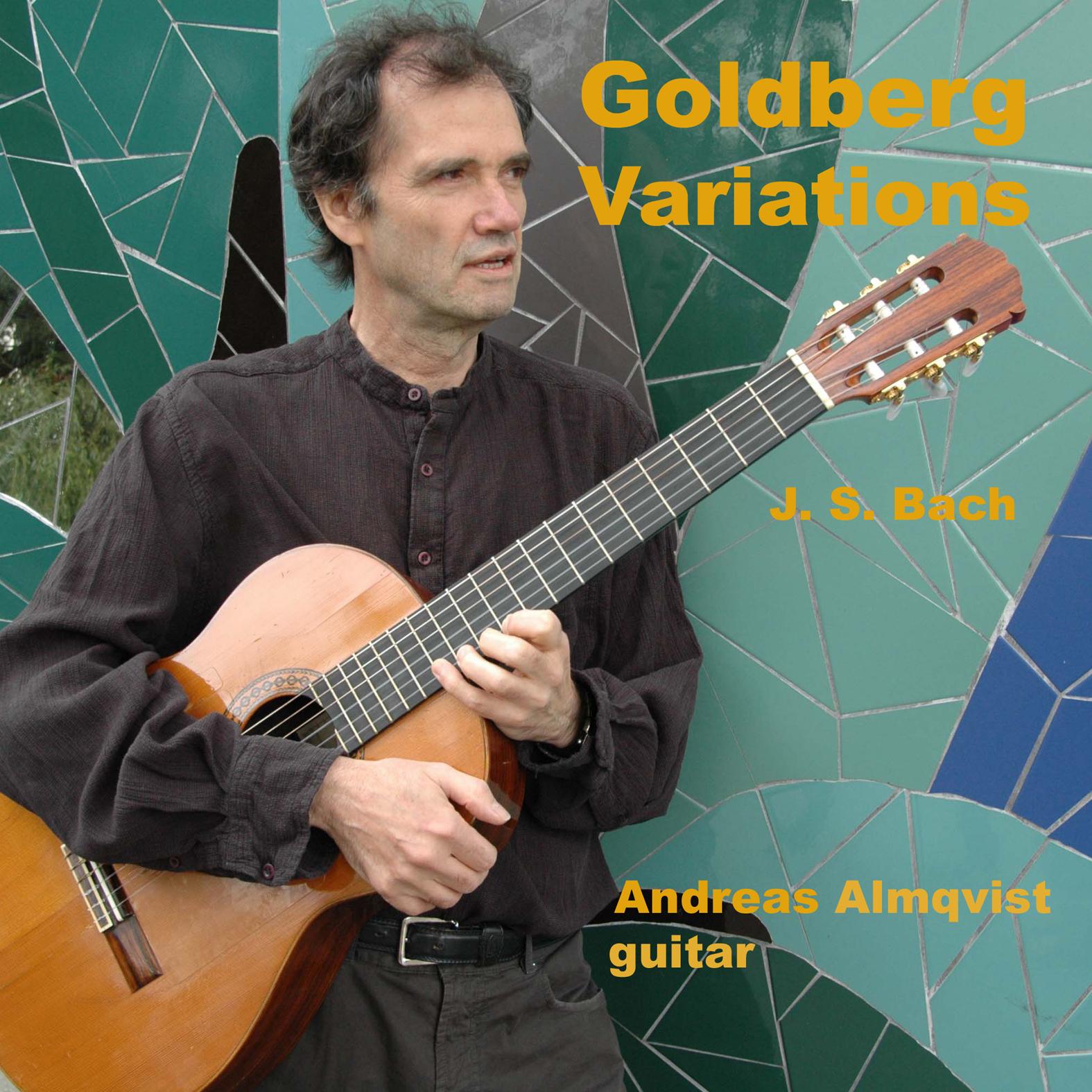 Goldberg Variations (JS Bach) : Andreas Almqvist