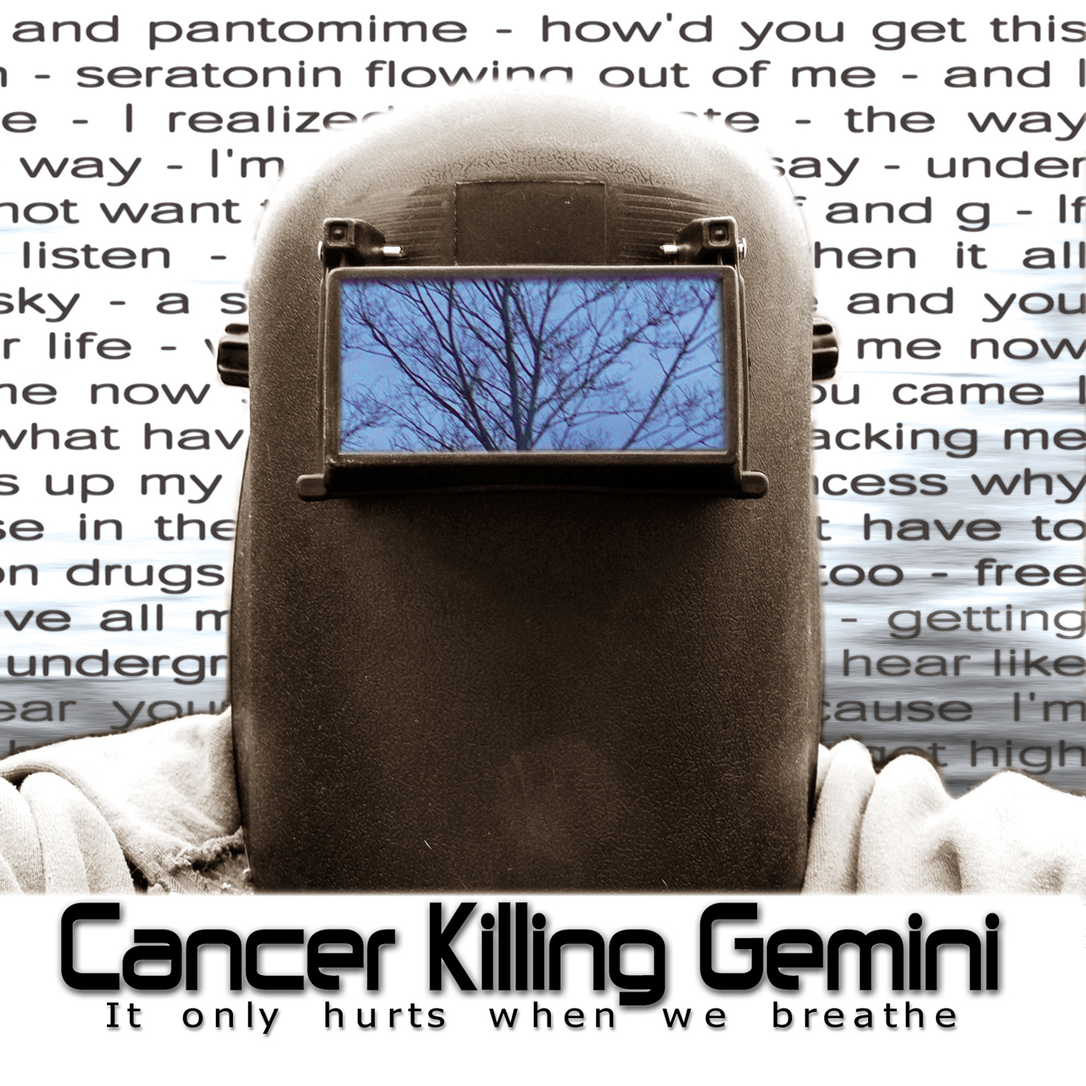 It Only Hurts When We Breathe Instrumental : Cancer Killing