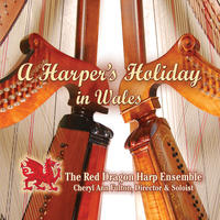 [A Harper's Holiday in Wales by Cheryl Ann Fulton]