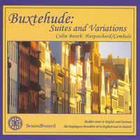 Buxtehude - Suites and Variations