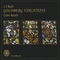 JS Bach Goldberg Variations by Colin Booth
