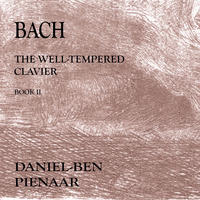 JS Bach - Book 2 CD2 Well-Tempered Clavier by Daniel Ben Pienaar