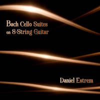 Bach Cello Suites on 8 String Guitar