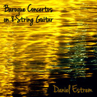 [Baroque Concertos on 8 String Guitar by Daniel Estrem]