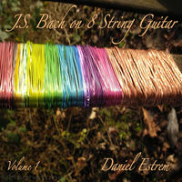 [JS Bach on 8 string guitar, vol 1 by Daniel Estrem]