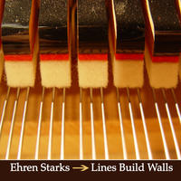 [Lines Build Walls by Ehren Starks]