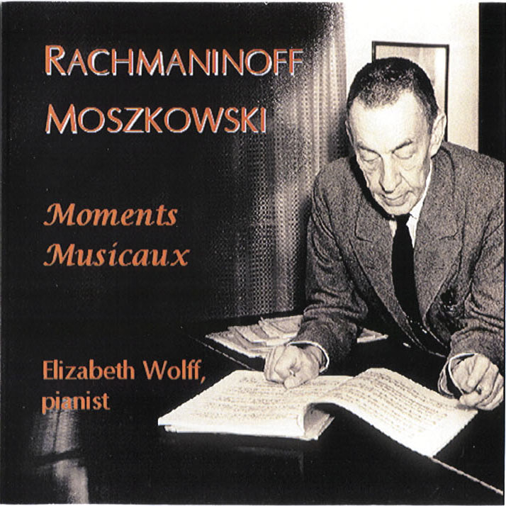 moments musicaux rachmaninov