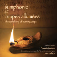 [La Symphonie des Lampes Allumees (The Symphony of Burning Lamps) by Francois Couture]