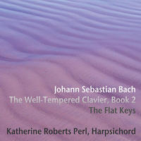 Vol 1 - Well Tempered Clavier Book 2 'Flat Keys'