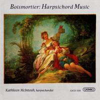 Boismortier (Harpsichord music)