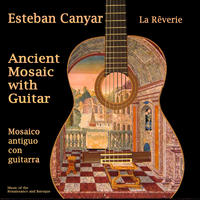 [Ancient Mosaic with Guitar by La Reverie]