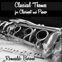 [Classical Themes for Clarinet and Piano by Romualdo Barone]