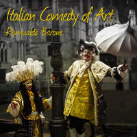 [Italian Comedy of Art for Solo Clarinet by Romualdo Barone]