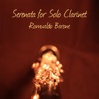 [Serenata for Solo Clarinet by Romualdo Barone]
