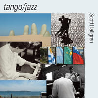 Tango - Jazz (live in Studio C) by Scott Hallgren
