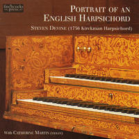 Portrait of an English Harpsichord by Steven Devine
