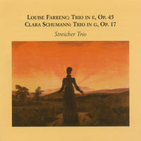 [Two Romantic Piano Trios by Women Composers by Streicher Trio]