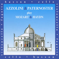[Sergio Azzolini and Vito Paternoster play Mozart and Haydn by Vito Paternoster]