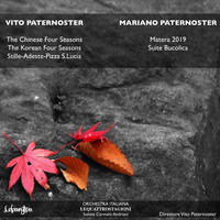 The Chinese Four Seasons and the Korean Four Seasons by Vito Paternoster