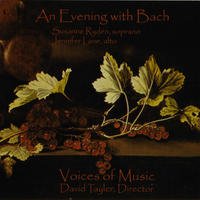 [An Evening With Bach by Voices of Music]
